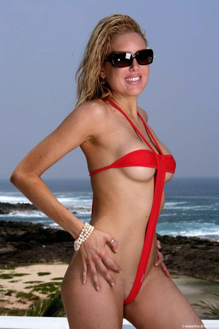 Slingshot cross bikini — photo 1